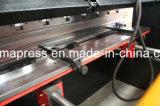 Frein Wc67k-100t/2500 de presse hydraulique de commande numérique par ordinateur de la CE