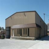 Atelier de bonne qualité de structure métallique avec le modèle professionnel