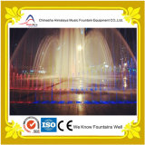 Fontana asciutta quadrata di musica di Xingsha Tongcheng, Cina
