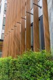151X26mmの屋外の装飾的な木ずりの木製のプラスチックボード