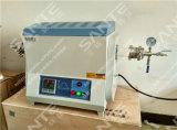 Hochtemperaturvakuumgefäß-Ofen für Laborgerät (Gefäß-Größe 40*100mm)