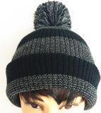 El Snapback hecho punto gorrita tejida ajustable del casquillo del sombrero de las lanas del sombrero de la manera de la aduana se divierte la gorra de béisbol