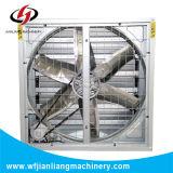 Ventilador de ventilação balanç do equipamento das aves domésticas do martelo de gota