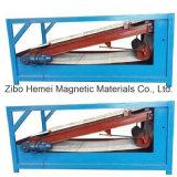 Het plaat-Type van Gradiënt Serise van Btpb 1200*2400 Hoge Magnetische Separator voor Ertsen en Bouwmaterialen