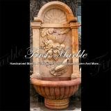 Fuente de mármol Mf-629 del calcio de la antigüedad de la fuente del granito de la fuente de la piedra de la fuente