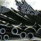 Tubo/tubo/poste huecos ligeros de la fibra del carbón de la alta calidad