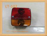 Lampada Lt-102 segnale di girata/di arresto riflettore/della coda con la certificazione di E4 /E9