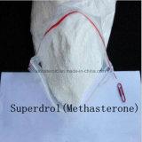 De Spier die van 99% het Ruwe Poeder CAS 3381-88-2 bouwen van Methasterone Superdrol
