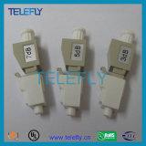Atenuador óptico híbrido de fibra de LC/APC