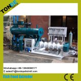 Screw Wet Floating Fish Food Pellet Processing Machine Plant