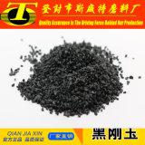 Abrasivos y alúmina fundido negro refractario de la materia prima con Al2O3 el 85%
