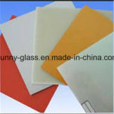 3mm-6mm Color Painted Glass for Decoration / Building Glass