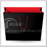 Lo SGS prova, il nero & sacco di carta rosso, sacco di acquisto (KG-PB041)