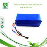 Paquete recargable de la batería de litio de 36V 15ah con las células del Li-ion de Samsung para la bici eléctrica