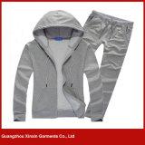 Conjuntos de encargo del deporte del algodón de la buena calidad de la impresión (T32)