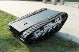 Telaio di telecomando/telaio di gomma /Undercarriage (K03SP8MSCS2) della pista mini escavatore