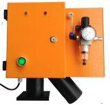 オンラインコンベヤーベルトの金属探知器の分離器機械