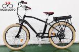 Bicicletta elettrica della città della bici della città grassa classica della gomma