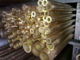 Tubo de bronze sem emenda do cambista de calor C44300