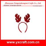 Bouclier d'oreille de Noël de la décoration de Noël (ZY14Y38-1-2)