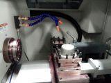 Preço de giro da máquina do torno do CNC da precisão de alta velocidade horizontal de China