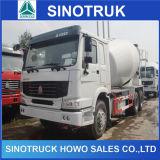 Caminhão do misturador concreto de HOWO 6*4 336/371HP 8-12m3