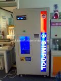 Automatische Anschaltungs-Münze u. IS-Karten-Wasser-Verkaufäutomaten
