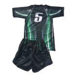 L'uniforme en gros de rugby avec conçoivent en fonction du client