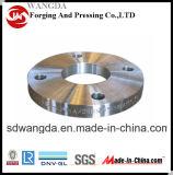 Pl-Kohlenstoffstahl schmiedete Platten-Flansch En1092-1 Pn6 Type01