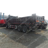 12 Tipper тележки сброса колес HOWO A7 8X4 50 тонн