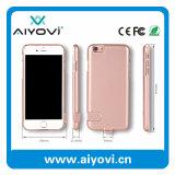 Potencia de batería de reserva recargable ultra fina caliente de la potencia de la venta de Ebay Pase para el iPhone 6/6s 4.7inch