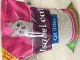 La meilleure qualité de la litière du chat de bentonite