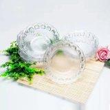 Articoli per la tavola urgenti di alta qualità Kb-J00185 della ciotola della caramella della frutta della ciotola di vetro