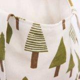 1PC 화포 환경 보호 엄마 쇼핑 백 형식 여자의 핸드백 끈달린 가방 우연한 어깨에 매는 가방