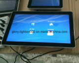 jugador de 55 '' de HD LCD Digitaces de la pantalla