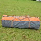 자동적인 옥외 4-5person 두 배 유리 막대 방풍 방수 천막
