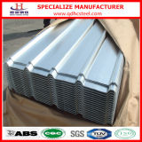 Fencing를 위한 S350gd+Z에 의하여 차 구르는 PPGI Corrugated Steel Sheet