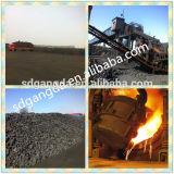 30-80mm Baja Ceniza 12,5% coque metalúrgico / Met Coca-Cola para la planta de acero