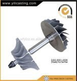 High Quality Turbine Rotor Used for Turbocharger