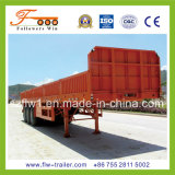 40feet 3axle Semi Trailer con Drop Side