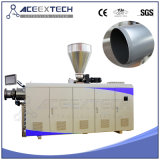 Ligne de machine d'expulsion de conduite d'eau de PVC