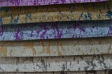 Tela de Chenille llana para el embalaje del sofá en Rolls (EDM0167)