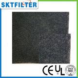 Nichtgewebte betätigte Kohlenstoff-Faser-Filter-Media