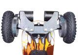 Individu à télécommande sans fil à quatre roues de Smartek Longboard équilibrant le scooter électrique Patinete Electrico S019-3 de planche à roulettes