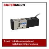 Tipo C.C. elétrica de SMC da válvula de solenóide 24V de Vf3130