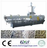 LDPE рециркулирует пластичные зерна делая машину для пластичной смолаы