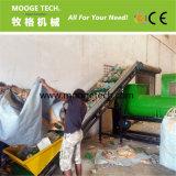 Fregado de las botellas plástico del ANIMAL DOMÉSTICO de alto rendimiento que recicla la máquina