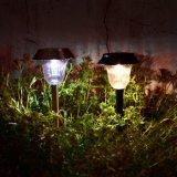 حد مرج فناء منظر طبيعيّ زخرفة مصباح خارجيّة إنارة [سلر بوور] وتر درج ضوء