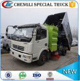 Camion multifonctionnel de balayeuse de rondelle de vide de route de fabrication