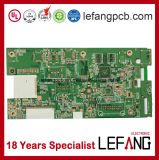 Mehrschichtige 1.2mm 6L V0 OSP industrielles Gerät Schaltkarte-Leiterplatte